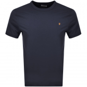 Product Image for Farah Vintage Dennis T Shirt Navy